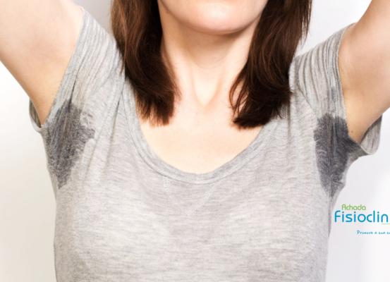Botox e suor só imagem
